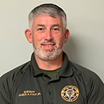 Sheriff's Message